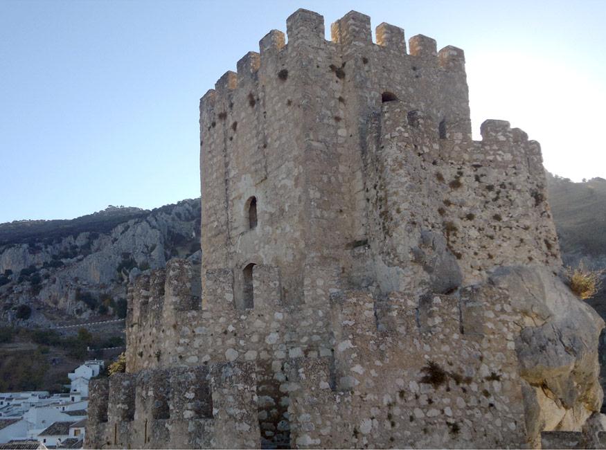 Castillo Palacio de zuheros