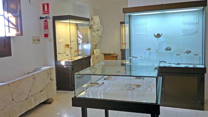 museo arqueologico zuheros