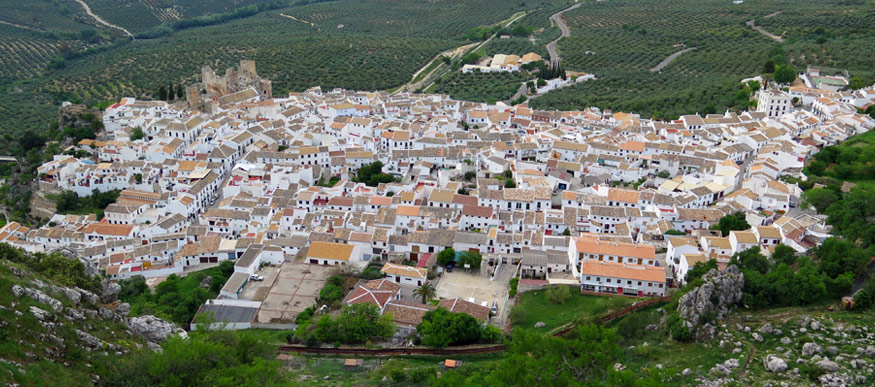 Turismo en Zuheros Córdoba