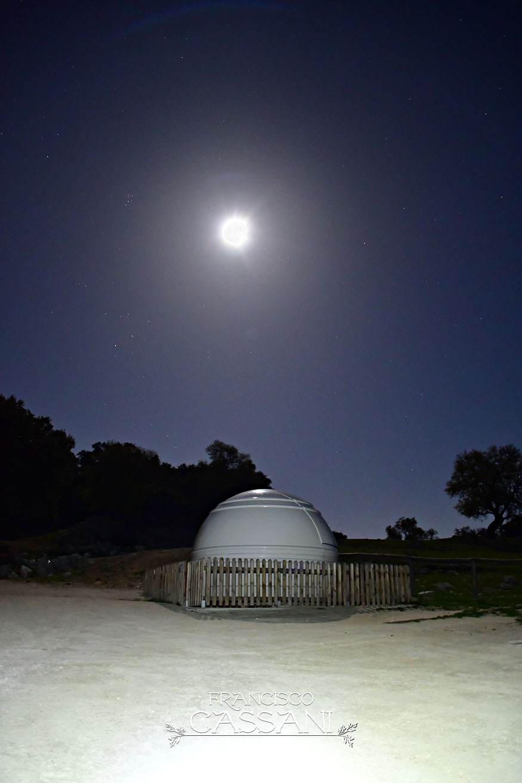 Observatorio astronómico Zuheros